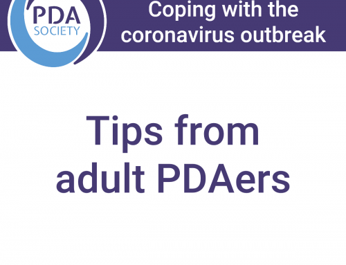Coping with the coronavirus outbreak – tips from adult PDAers