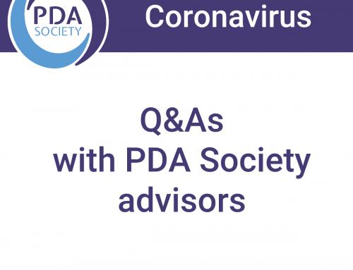 PDA Society Coronavirus Q&As