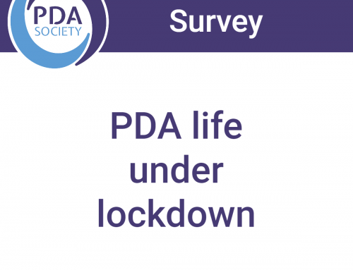 Survey: PDA life under lockdown