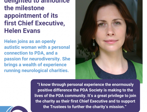 The PDA Society announces appointment of its first Chief Executive