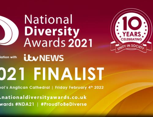 National Diversity Awards Finalist
